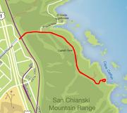 GTA V Catfish View Map marked