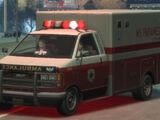 Krankenwagen (IV)