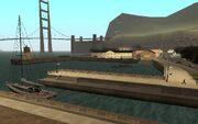 Bayside Marina Docks
