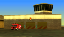 Feuerwache Escobar Int. Airport, VCS