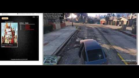 Grand Theft Auto 5 Trainer 5