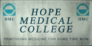 Hope Medical College, III