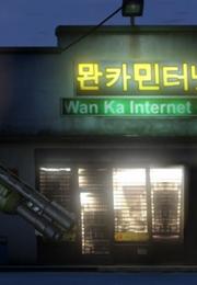 Wan Ka Internet Cafe, GTA V T