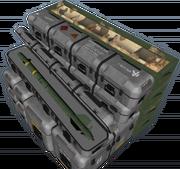 Boden-Luft-Raketen-Kisten, GTA V