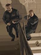 Cop breach