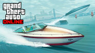GTA Online artwork schnellboot
