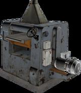 Power-Metal-Hobelmaschine