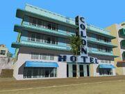 Colon Hotel, Ocean Beach, VC