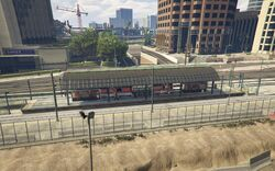 GTA5 Pillbox South Station Overview