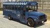 GTA V Polizei-Gefängnisbus