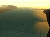 San-Andreas-Meerenge