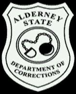 Alderney State Correctional Facility Logo