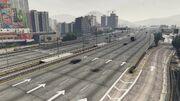 Olympic Freeway