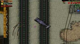 GTA 2 (1999) - Power Station! 4K 60FPS