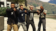 IAA Agenten, Grand Theft Auto V, GTA 5