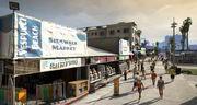 Sidewalk Market gta 5