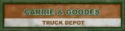 Carrie & Goode's Truck Depot, SA