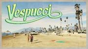 Vespucci-Ansichtskarte