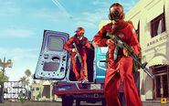 GTA V Pestcontrol Artwork 2560x1600