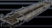 D-Rail-Containertragwagen