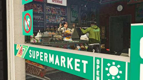 GTA-V-Handbuch Supermärkte