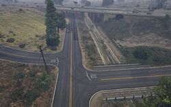 GTA5 Grapeseed Avenue W