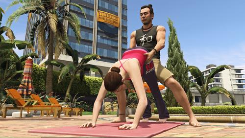 GTA-V-Handbuch Fabien LaRouche Yoga
