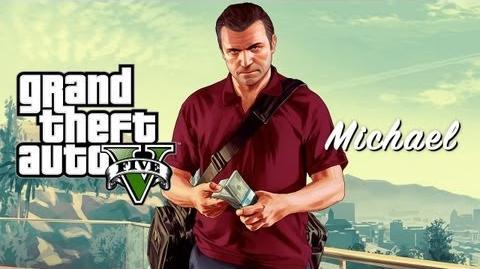 Grand Theft Auto V- Michael