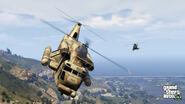 Gta v marine helicopter
