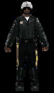Motorrad-Cop, SA