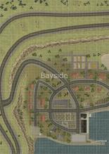 Bayside-Karte, SA