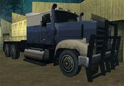 Roadtrain, SA