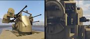 Flank-Anhänger-V-Details