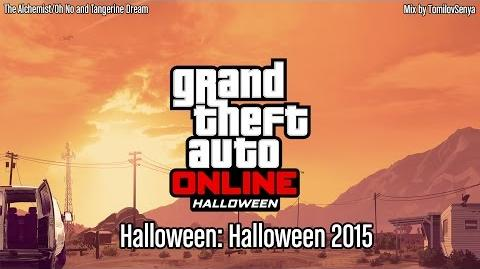 GTA Online Original Score - Halloween 2015