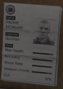 Packie McReary Steckbiref GTA V