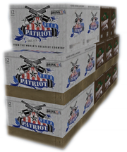 Patriot-Beer-Kisten