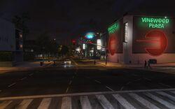 GTA5 Spanish Avenue W Vinewood Plaza
