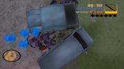 GTA III Mission Showdown Herangehensweise