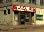 Page³, Filiale VCS