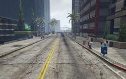 GTA5 Peaceful Street S
