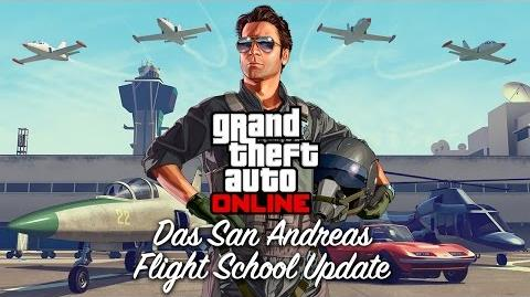 Grand Theft Auto Online Das San Andreas Flight School Update