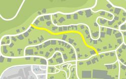 HillcrestRidgeAccessRoad-MapLocation-GTAV