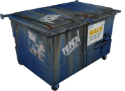 MACS-Müllcontainer