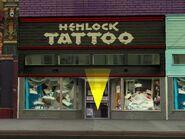 Hemlock Tattoo