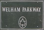 Welham-Parkway-Schild