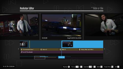 GTA-V-Handbuch Rockstar Editor 5