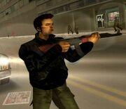 GTA III AK-47