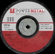 Power-Metal-Schleifscheibe
