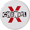 Channel-X-Ansteckplakette