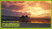 Chumash-Ansichtskarte